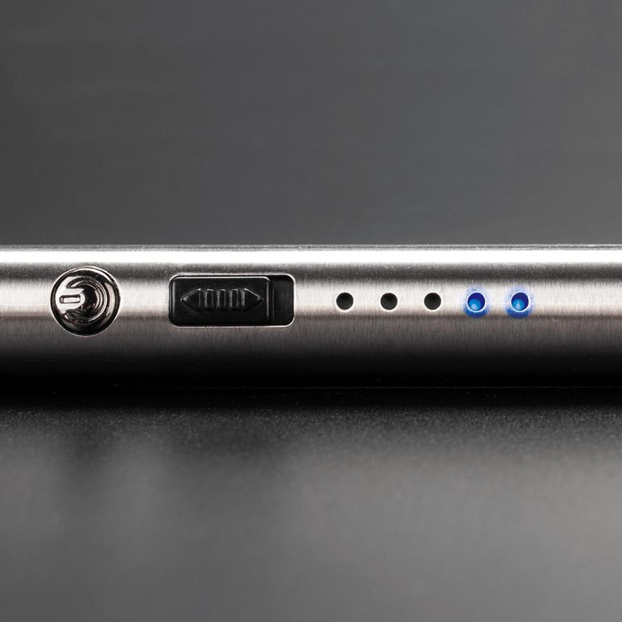 Šķiltavas ar USB uzlādi